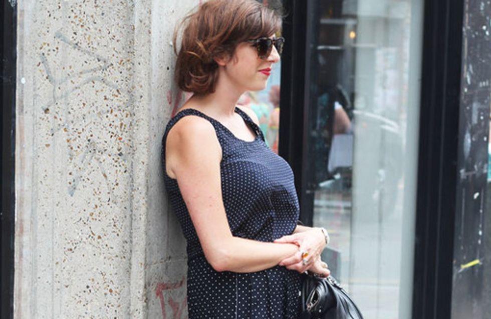 London Street Style July 2014