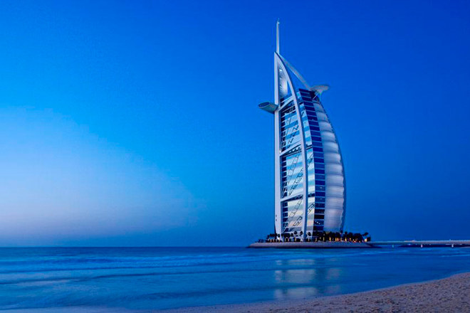 Los hoteles más altos del mundo