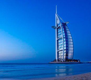 ¡De vértigo! Descubre los hoteles más altos del mundo