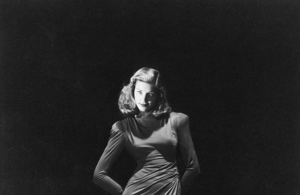 La elegancia tenía un nombre: Lauren Bacall
