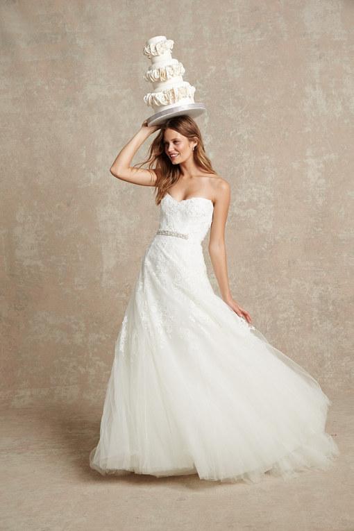 Vestidos de novia atípicos