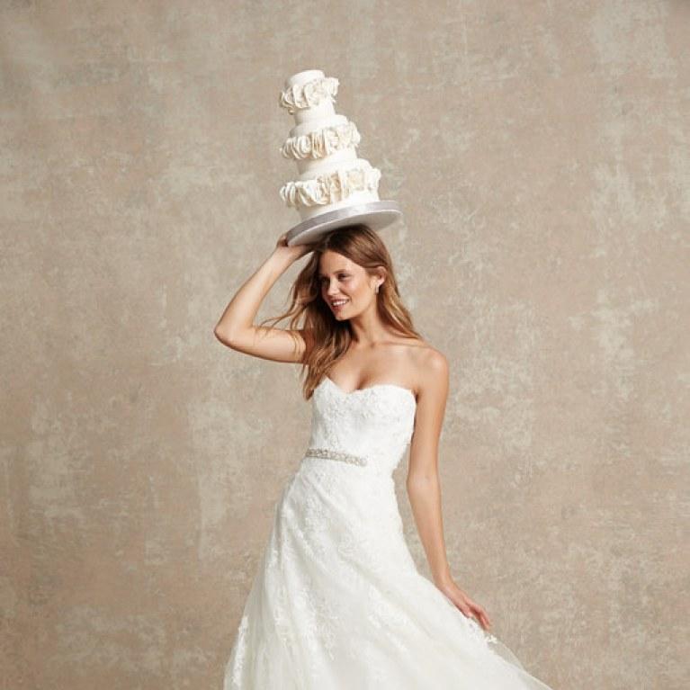 vestidos de novia atípicos: atrévete a ser diferente : foto - enfemenino