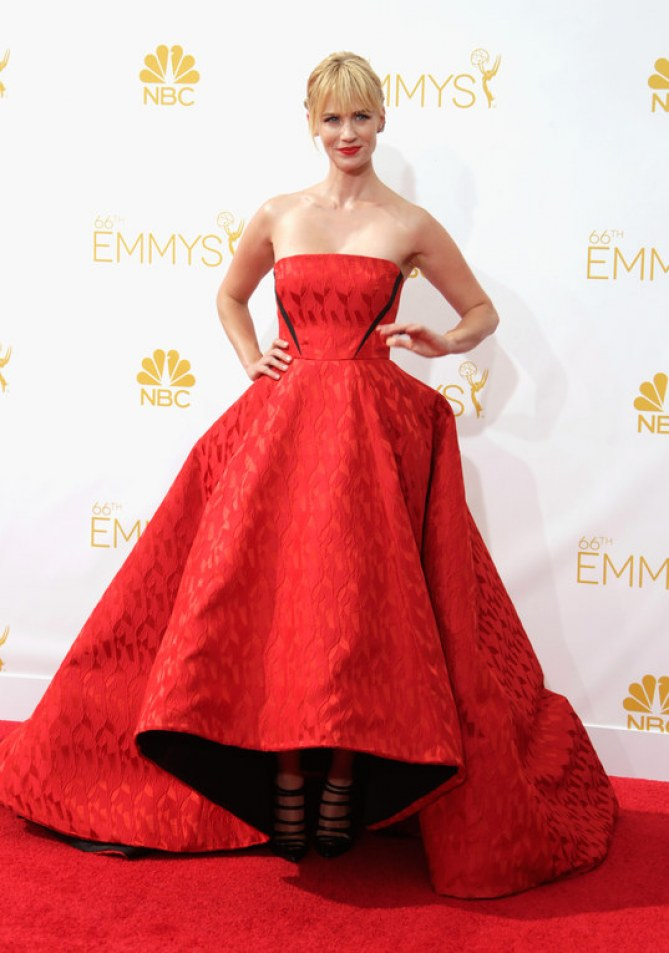 Os looks do tapete vermelho do Emmy 2014