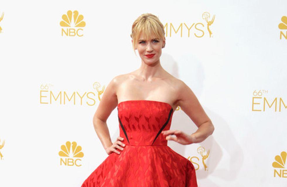 La alfombra roja de los premios Emmy 2014 se llena de glamour
