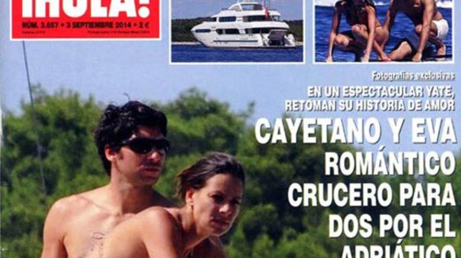 Las portadas de las revistas: Agosto semana 4