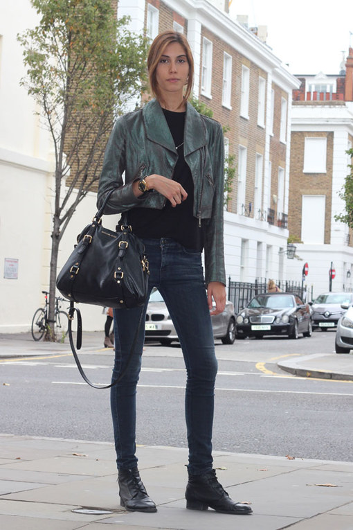 London Street Style August 2014