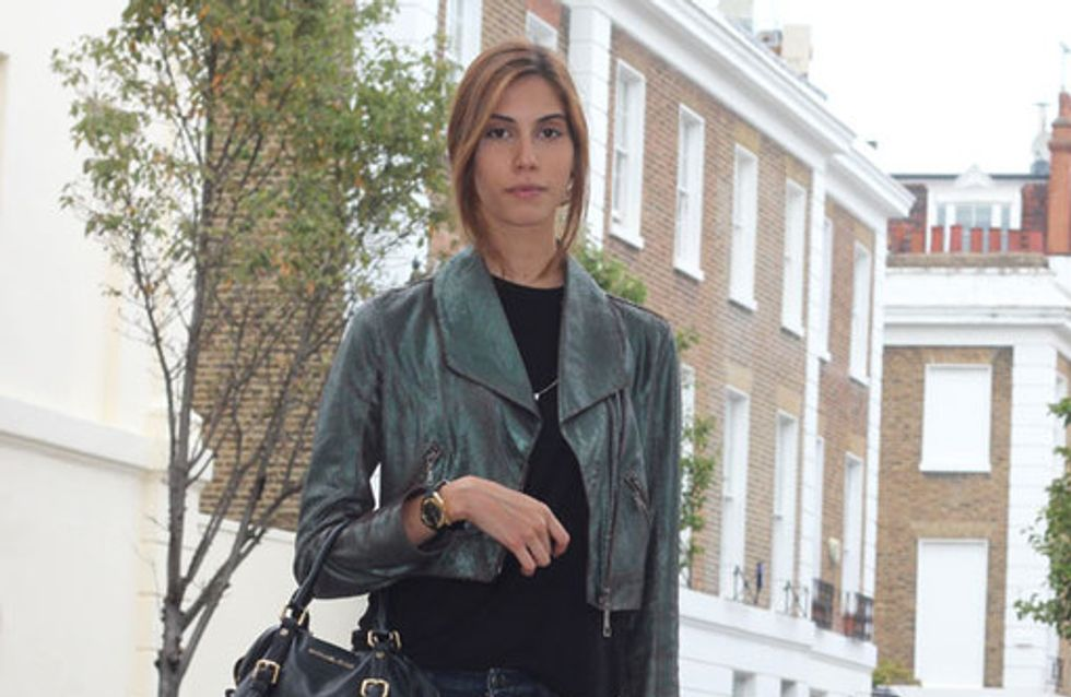 London Street Style August 2014