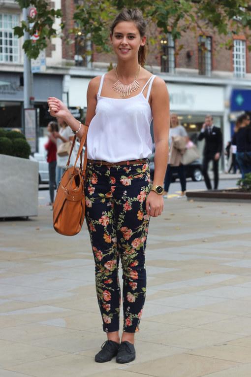 London Street Style September 2014