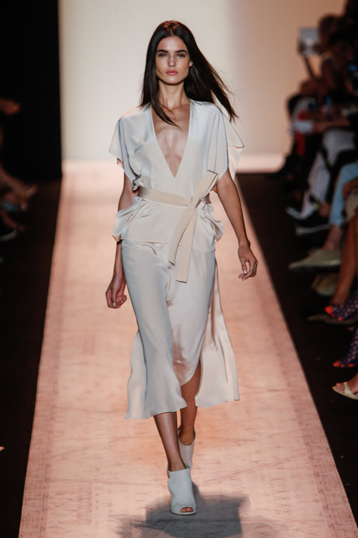 BCBG Max Azria New York Fashion Week primavera estate 2015