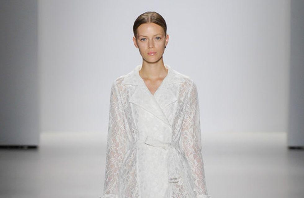 Tadashi Shoji - New York Fashion Week P/V 2015