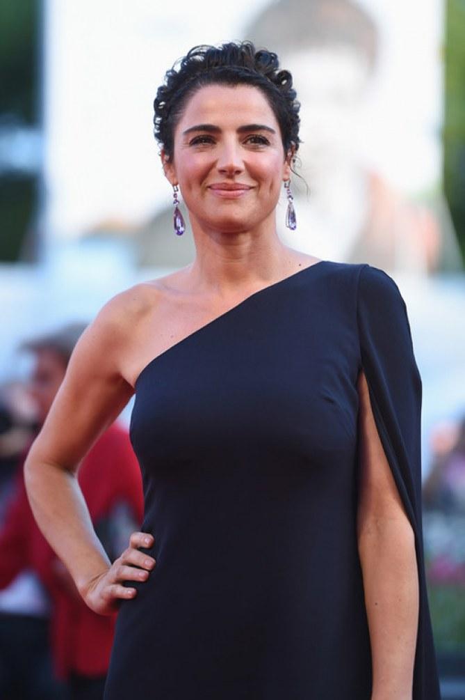 I premiati e l'ultimo red carpet di Venezia - La madrina dell'edizione 2014, Luisa Ranieri