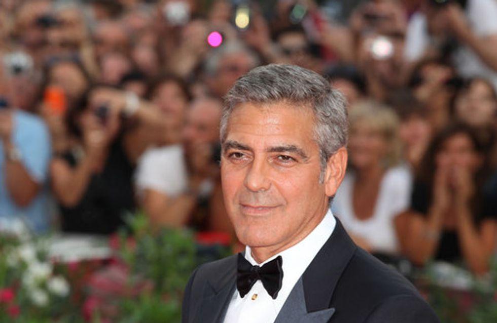 George Clooney: da scapolo d'oro a futuro sposo. Le immagini dell'attore