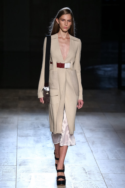 Victoria Beckham New York Fashion Week primavera estate 2015