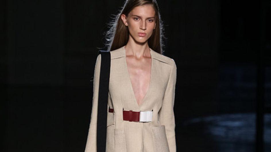 Victoria Beckham New York Fashion Week primavera estate 2015