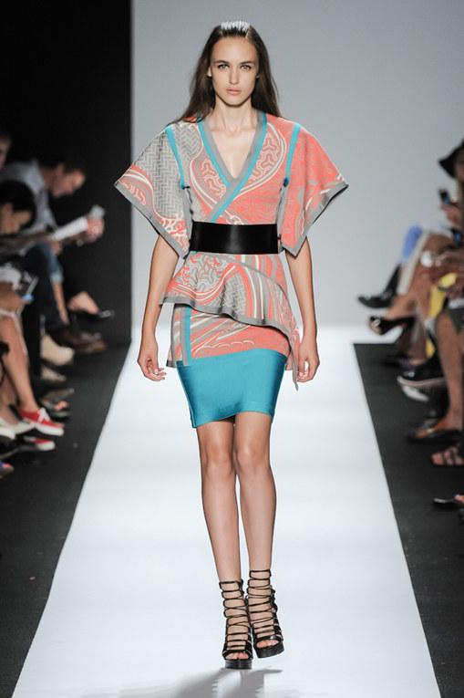 Herve Leger by Max Azria New York Fashion Week primavera estate 2015