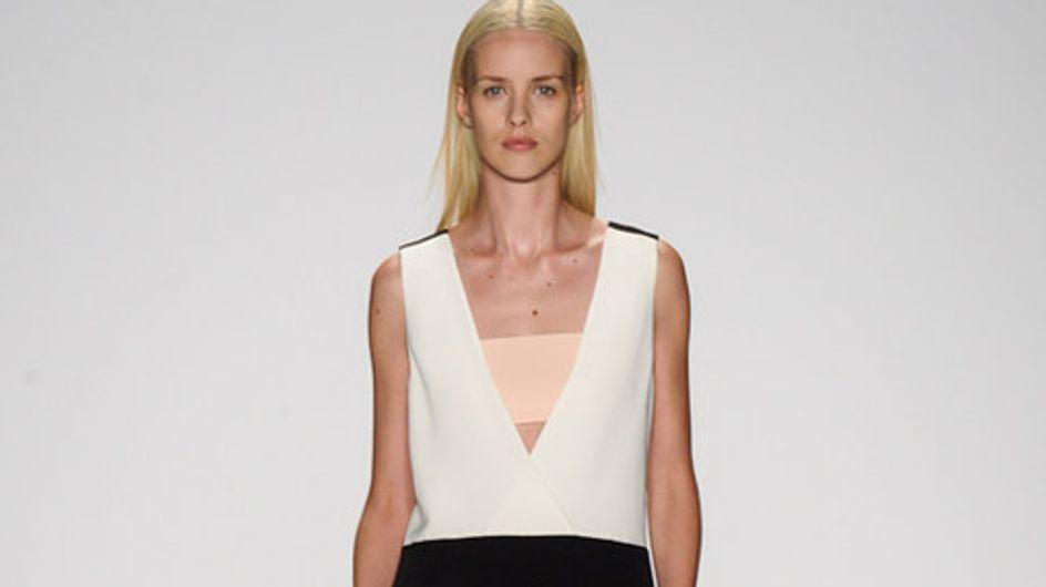 Monique Lhuillier New York Fashion Week primavera estate 2015