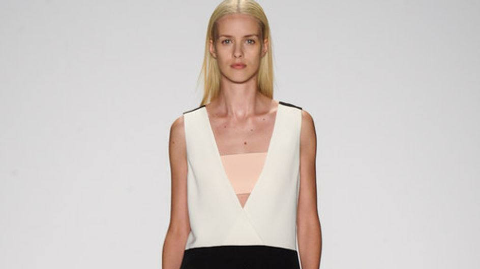 Monique Lhuillier - New York Fashion Week P/V 2015