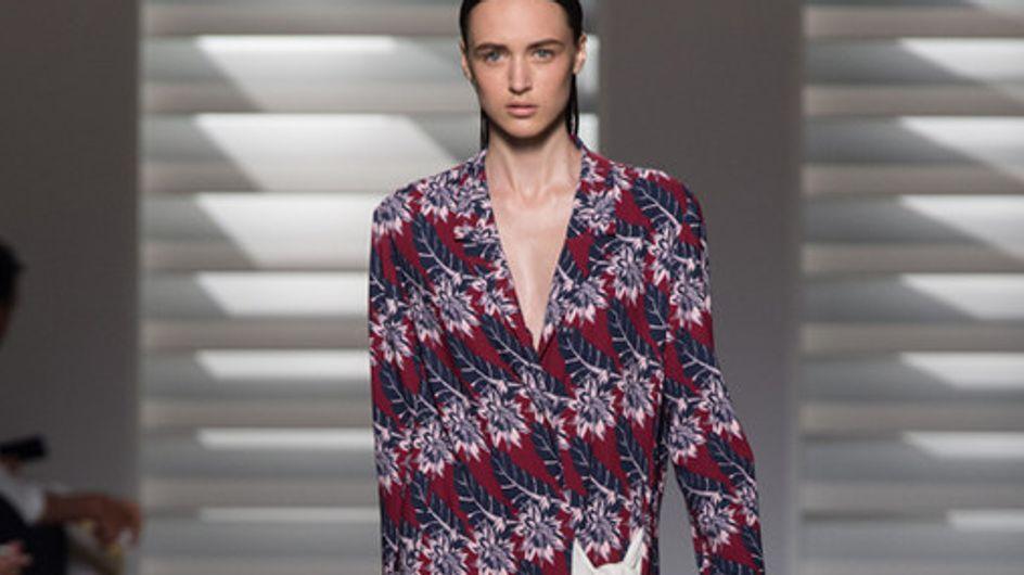 Thakoon New York Fashion Week primavera estate 2015