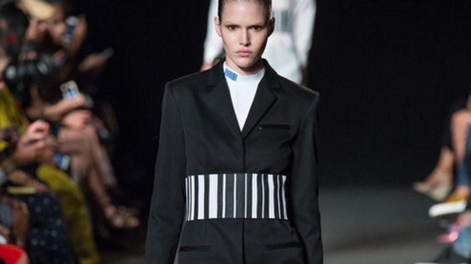 Alexander Wang New York Fashion Week primavera estate 2015