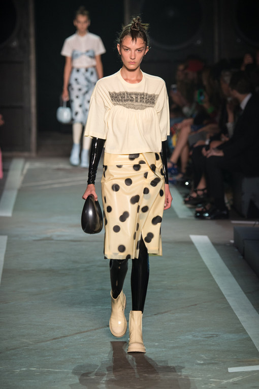 Marc by Marc Jacobs New York Fashion Week primavera estate 2015