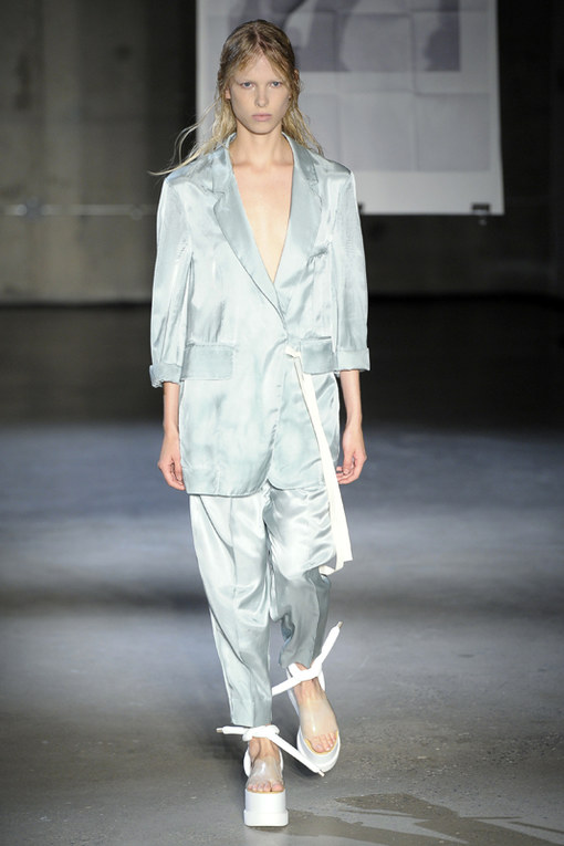 MM6 Maison Martin Margiela New York Fashion Week primavera estate 2015