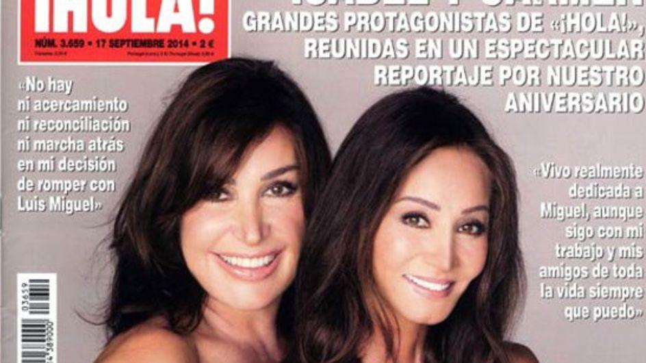 Las portadas de las revistas: Septiembre semana 2