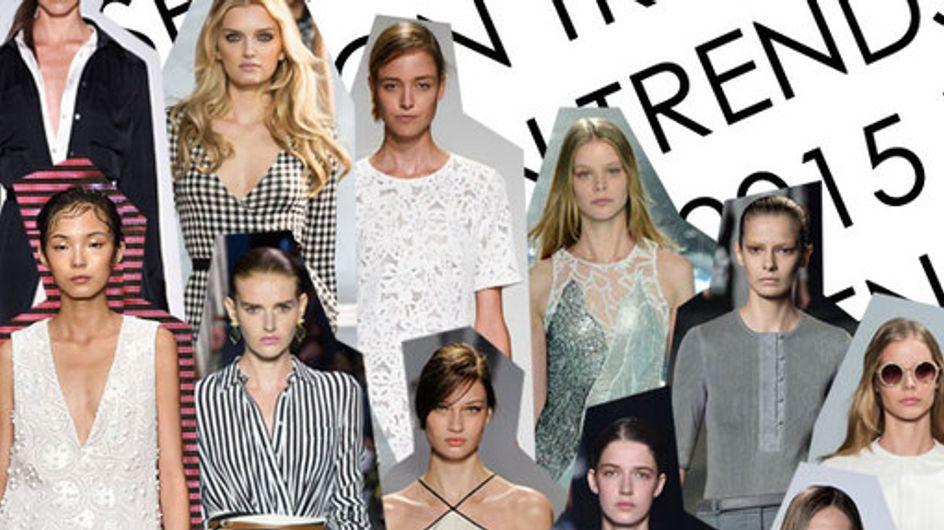 Trend Round Up: Spring/Summer 2015 Fashion