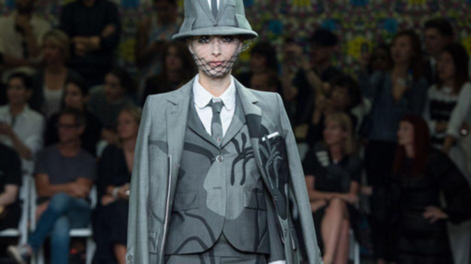 Thom Browne New York Fashion Week primavera estate 2015