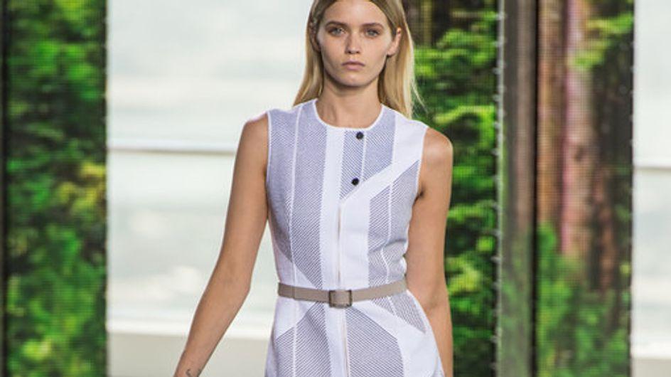 Hugo Boss New York Fashion Week primavera estate 2015