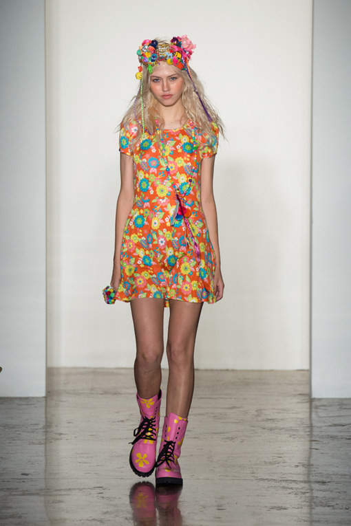 Jeremy Scott New York Fashion Week primavera estate 2015
