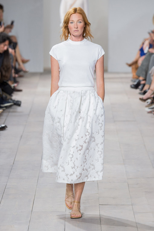 Michael Kors New York Fashion Week primavera estate 2015