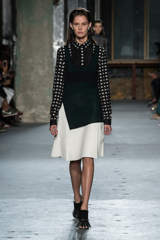 Proenza Schouler New York Fashion Week primavera estate 2015