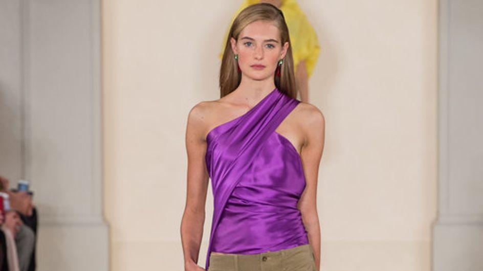 Ralph Lauren - New York Fashion Week P/V 2015