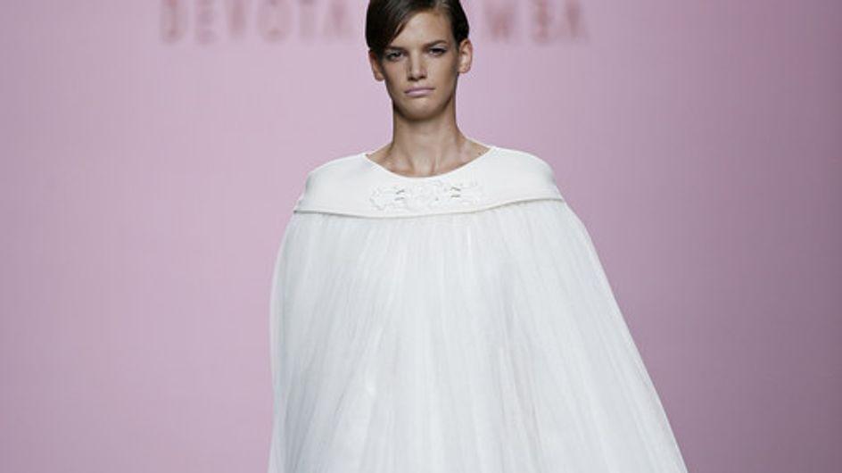 Devota & Lomba - Mercedes Benz Fashion Week Madrid P/V 2015