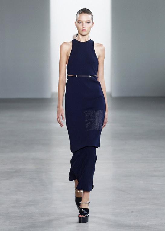 Calvin Klein Collection New York Fashion Week primavera estate 2015