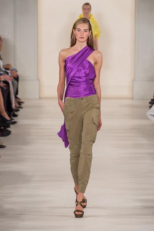 Ralph Lauren New York Fashion Week primavera estate 2015