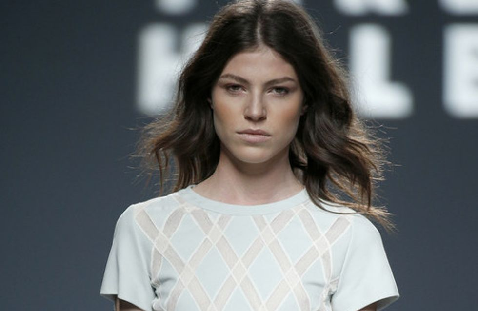 Teresa Helbig - Mercedes Benz Fashion Week Madrid P/V 2015