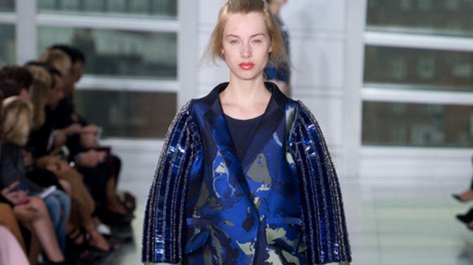 Antonio Berardi London Fashion Week primavera estate 2015