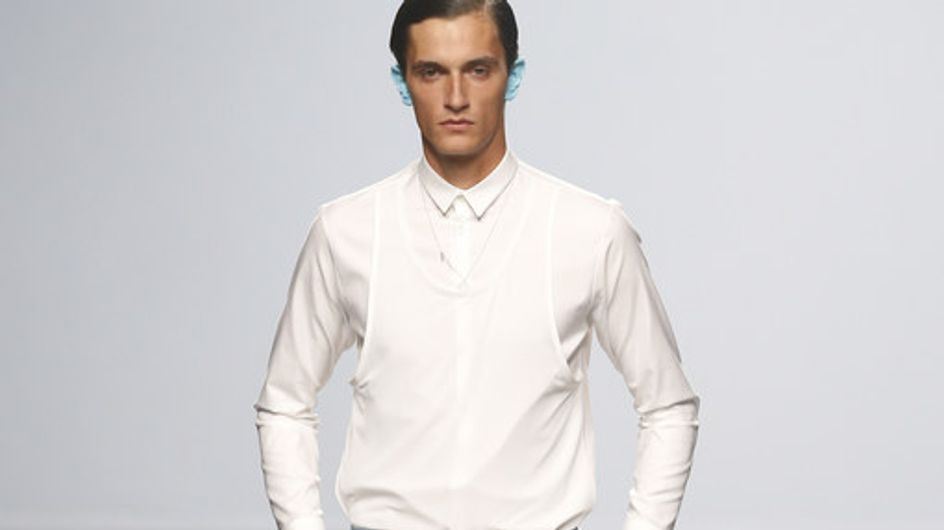 Davidelfin - Mercedes Benz Fashion Week Madrid P/V 2015