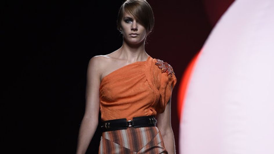 Alvarno - Mercedes Benz Fashion Week Madrid P/V 2015