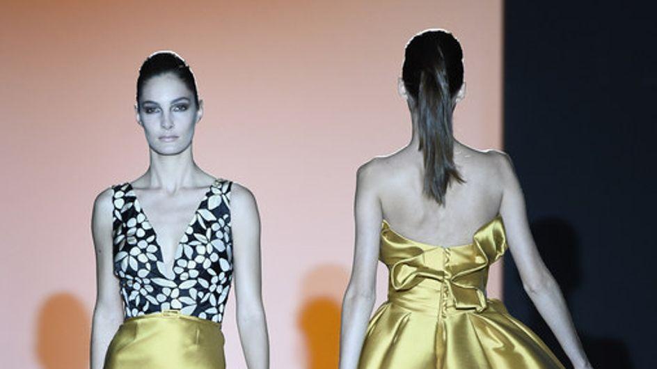 Hannibal Laguna - Mercedes Benz Fashion Week Madrid P/V 2015