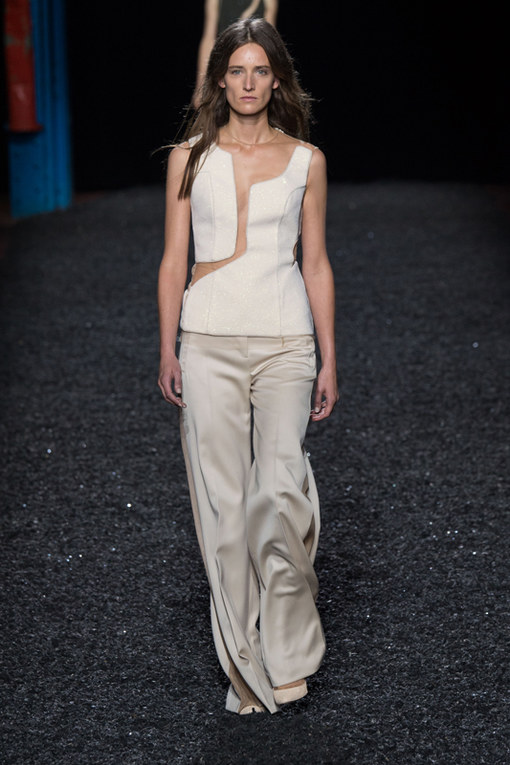 Mary Katrantzou London Fashion Week primavera estate 2015