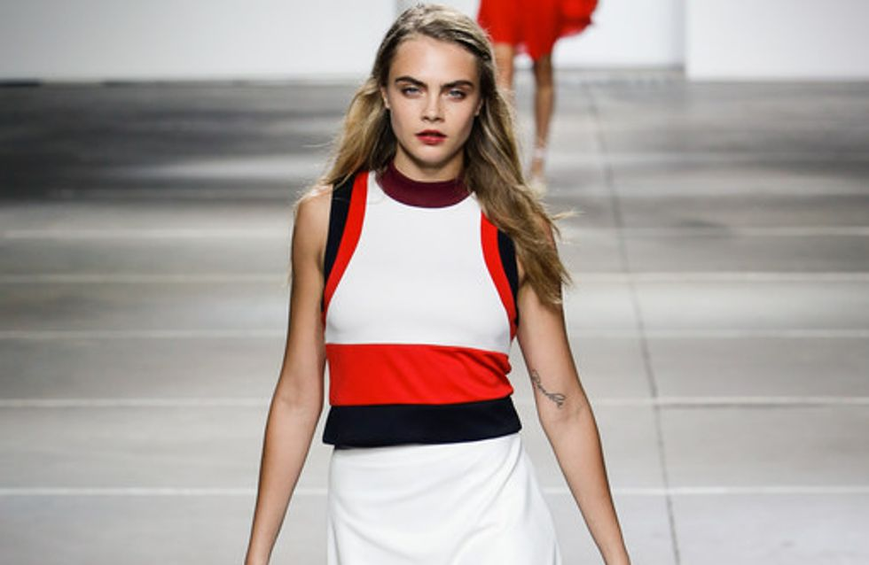 Topshop, Frühjahr/Sommer 2015, London Fashion Week