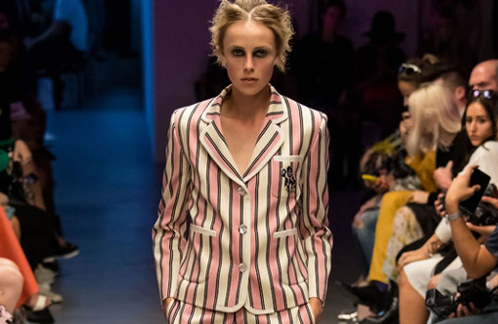 Giles London Fashion Week primavera estate 2015
