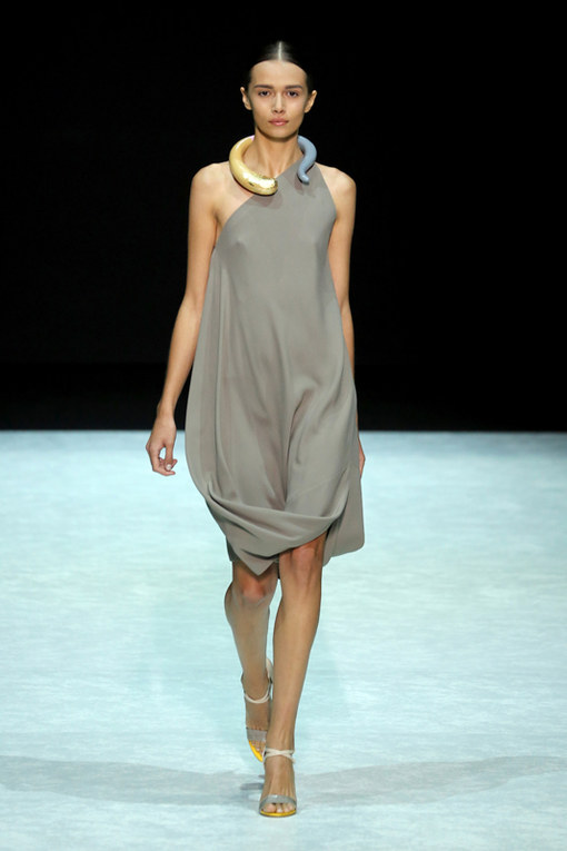 Angelos Bratis Milano Fashion Week primavera estate 2015