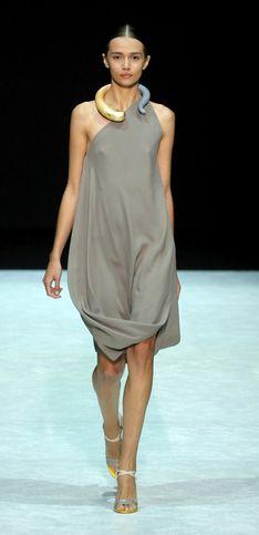 Angelos Bratis Milano Fashion Week primavera estate 2015