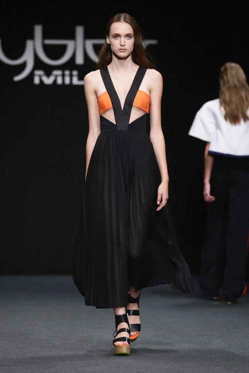 Byblos Milano Fashion Week primavera estate 2015