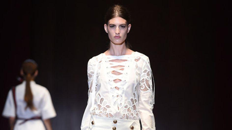 Gucci Milano Fashion Week primavera estate 2015