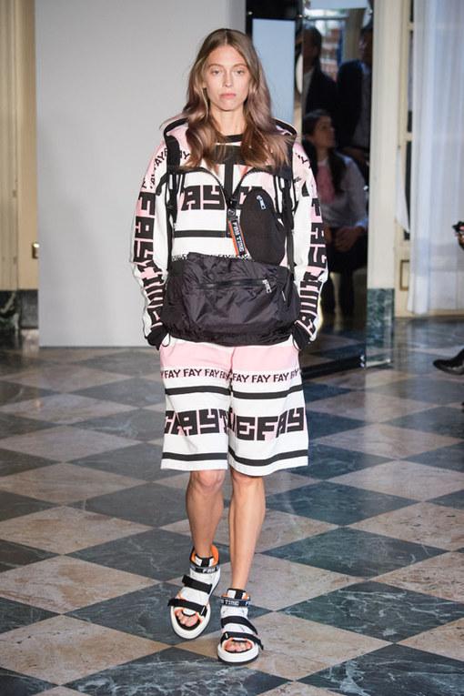 Fay Milano Fashion Week P/E 2015