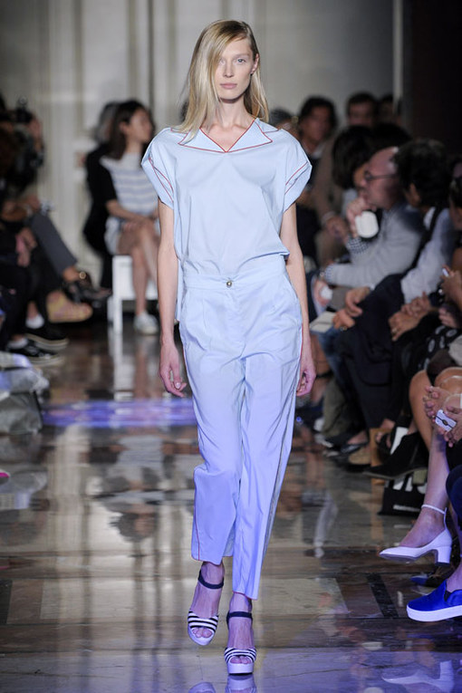 Andrea Incontri Milano Fashion Week P/E 2015
